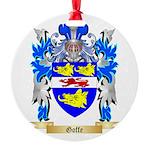 Goffe Round Ornament