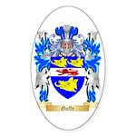 Goffe Sticker (Oval 50 pk)