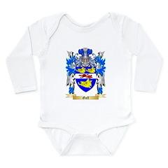 Goff Long Sleeve Infant Bodysuit