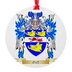 Goff Round Ornament