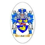 Goff Sticker (Oval 10 pk)
