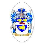 Goff Sticker (Oval 50 pk)