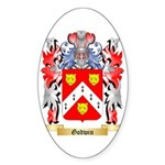 Godwin 2 Sticker (Oval 50 pk)
