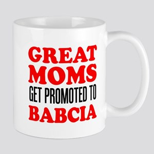 Promoted To Babcia 11 oz Ceramic Mug