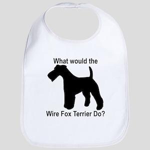 What would the Wire Fox Terri Bib