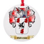 Godfreyson Round Ornament