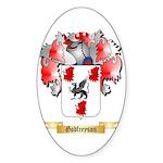 Godfreyson Sticker (Oval 50 pk)