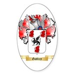 Godfrey Sticker (Oval 50 pk)