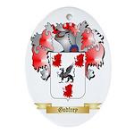 Godfrey Ornament (Oval)