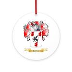 Godfrey Ornament (Round)