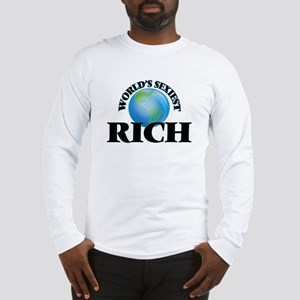 World's Sexiest Rich Long Sleeve T-Shirt