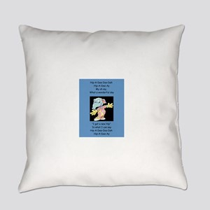 Hip-A-Dee-Doo-Dah Everyday Pillow