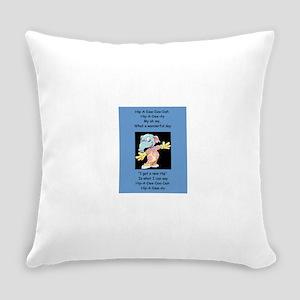 Hip-A-Dee-Doo-Dah Everyday Pillow