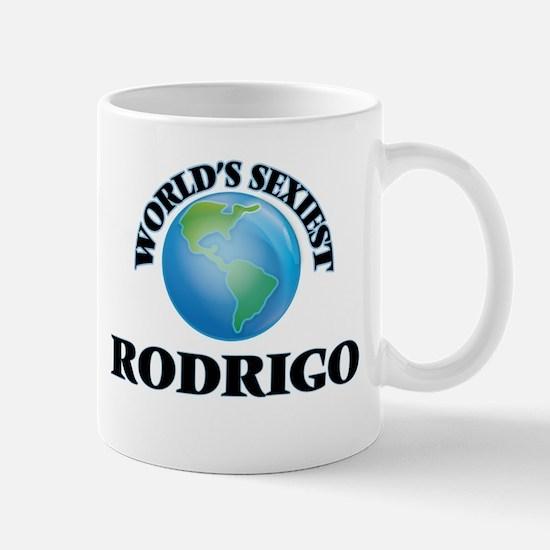 World's Sexiest Rodrigo Mugs