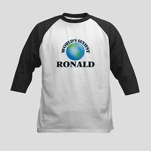 World's Sexiest Ronald Baseball Jersey