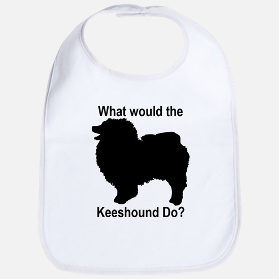 What would the Keeshound do Bib