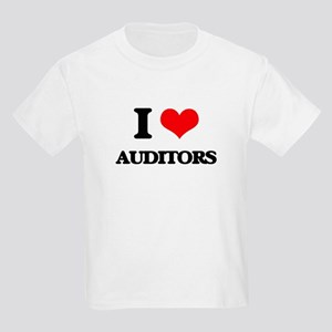 I love Auditors T-Shirt