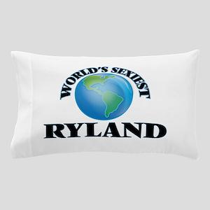 World's Sexiest Ryland Pillow Case