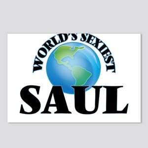 World's Sexiest Saul Postcards (Package of 8)