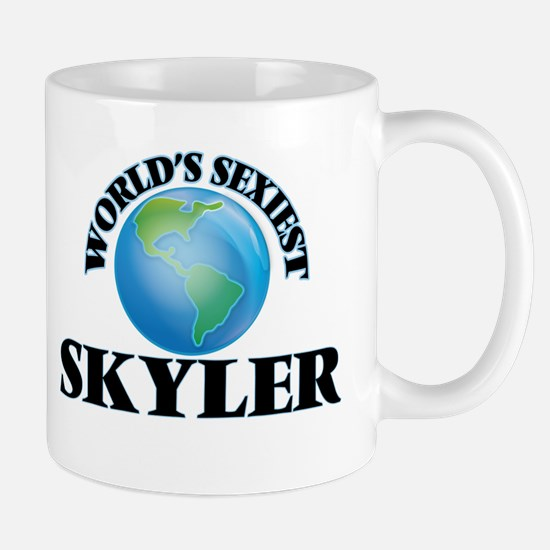 World's Sexiest Skyler Mugs