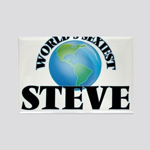 World's Sexiest Steve Magnets