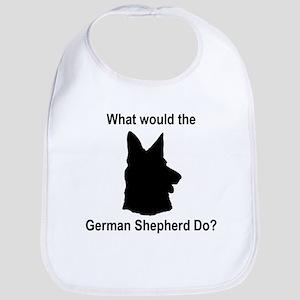 What would the German Shepher Bib