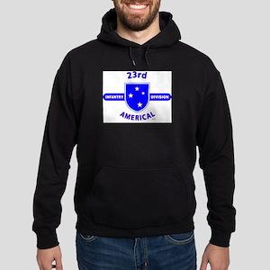 23RD Infantry Hoodie (dark)