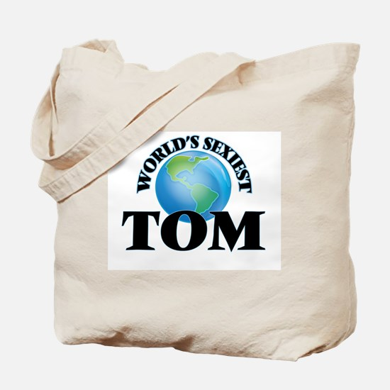 World's Sexiest Tom Tote Bag