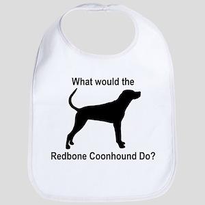 What would the Redbone Coonho Bib