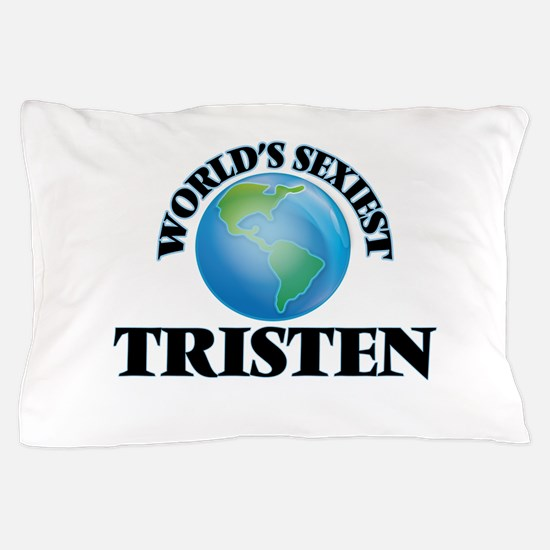 World's Sexiest Tristen Pillow Case