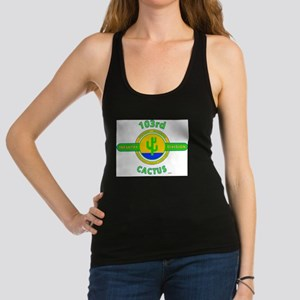 103rd Infantry Division Cactus Racerback Tank Top