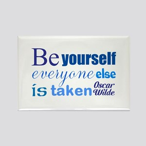 Be Yourself Magnets