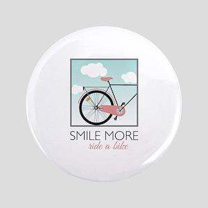 """Ride A Bike 3.5"""" Button"""