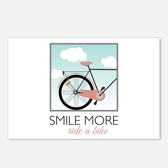 Ride A Bike Postcards (Package of 8)