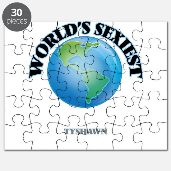 World's Sexiest Tyshawn Puzzle