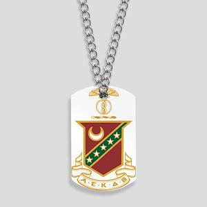 Kappa Sigma Crest Dog Tags