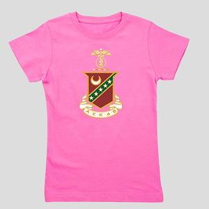 Kappa Sigma Crest Girl's Tee