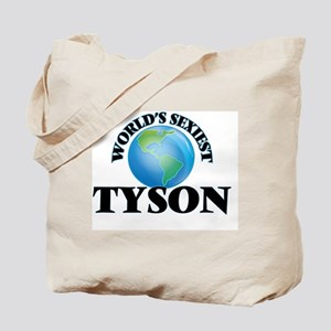World's Sexiest Tyson Tote Bag