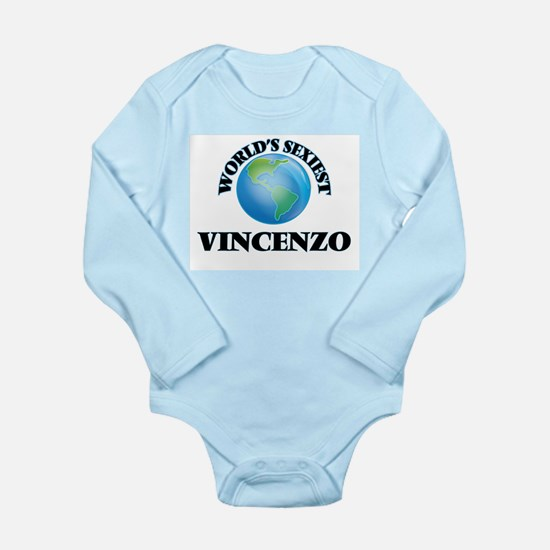 World's Sexiest Vincenzo Body Suit
