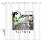 WMC Balance Front Shower Curtain