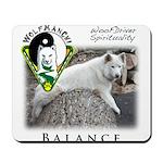 WMC Balance Front Mousepad