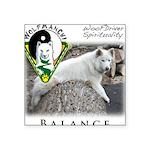 WMC Balance Front Sticker