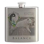 WMC Balance Front Flask