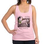 WMC Balance Front Racerback Tank Top