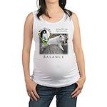 WMC Balance Front Maternity Tank Top