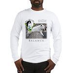 WMC Balance Front Long Sleeve T-Shirt