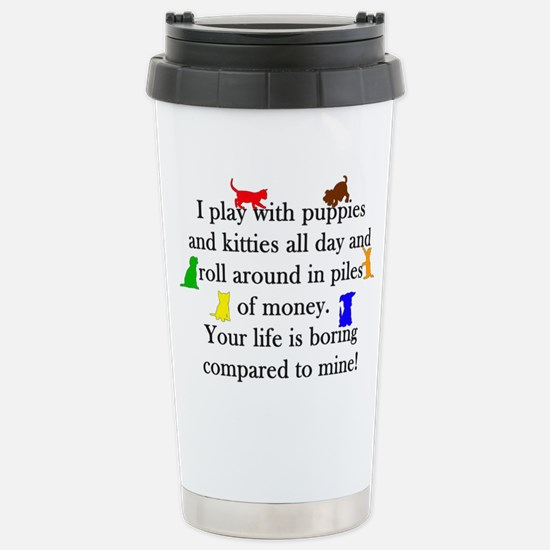 Veterinary Puppies and Kitties Mugs