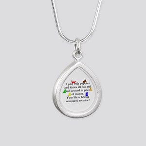 Veterinary Puppies and Kitties Necklaces