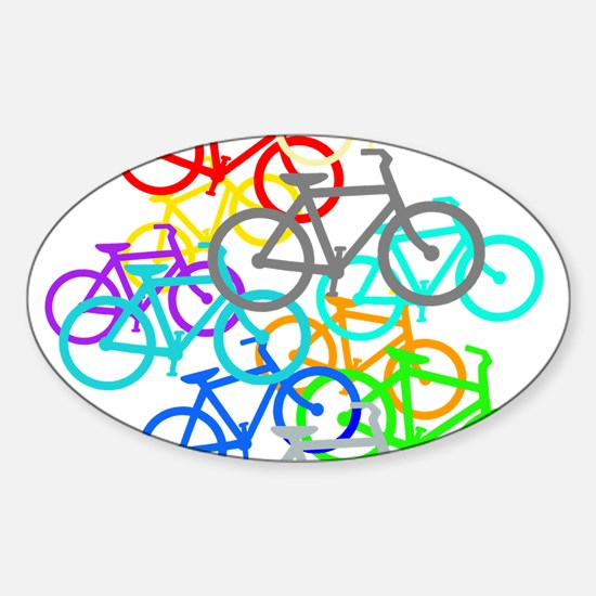 Bicycles Decal