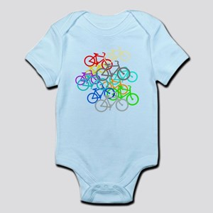 Bicycles Body Suit